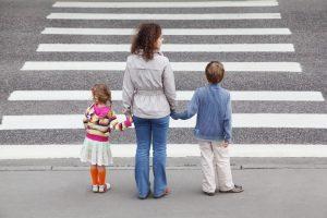 обучение детей осторожности