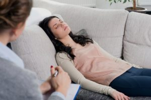 сеанс поведенческой терапии