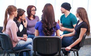 групповая психотерапия