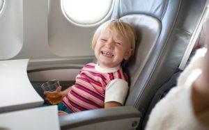 дети могут бояться летать