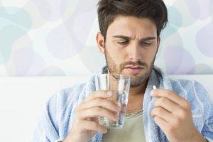 медикаментозная терапия улучшает состояние больного