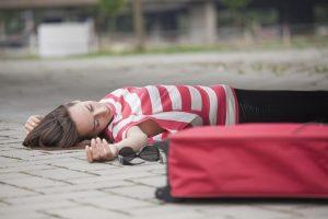 обморок в результате фобии