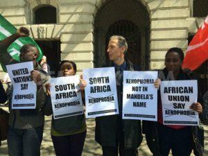 Ксенофобия вЮжной Африке